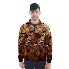Us Coins Wind Breaker (men)