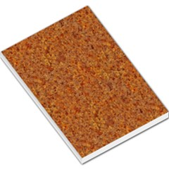 Rusted Metal Large Memo Pads