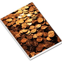 Pennies Large Memo Pads