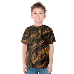 GOLD COINS 2 Kid s Cotton Tee