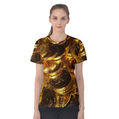 GOLD COINS 1 Women s Cotton Tee