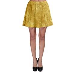 GOLD Skater Skirts