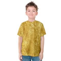 GOLD Kid s Cotton Tee