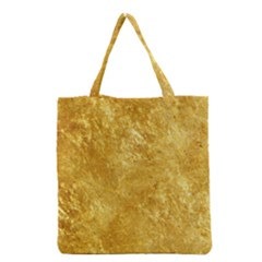 GOLD Grocery Tote Bags