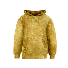 GOLD Kid s Pullover Hoodies