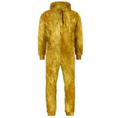 GOLD Hooded Jumpsuit (Men)