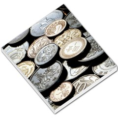 Foreign Coins Small Memo Pads