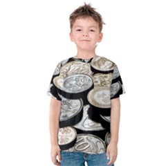 FOREIGN COINS Kid s Cotton Tee