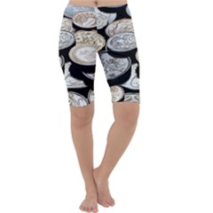FOREIGN COINS Cropped Leggings