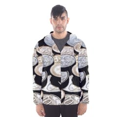 FOREIGN COINS Hooded Wind Breaker (Men)