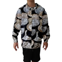 FOREIGN COINS Hooded Wind Breaker (Kids)
