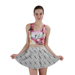 DIAMOND PLATE Mini Skirts