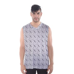 Diamond Plate Men s Basketball Tank Top