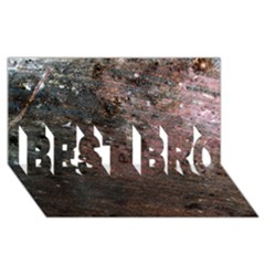 Corrosion 2 Best Bro 3d Greeting Card (8x4)