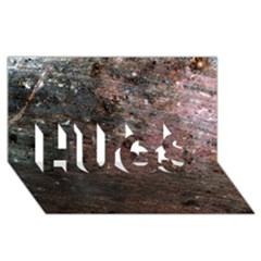 CORROSION 2 HUGS 3D Greeting Card (8x4)