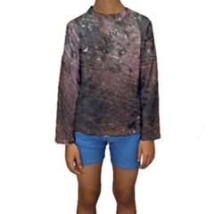 CORROSION 2 Kid s Long Sleeve Swimwear