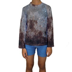 Corrosion 1 Kid s Long Sleeve Swimwear