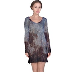 CORROSION 1 Long Sleeve Nightdresses