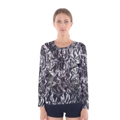 ALUMINUM FOIL Women s Long Sleeve T-shirts