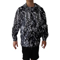 ALUMINUM FOIL Hooded Wind Breaker (Kids)