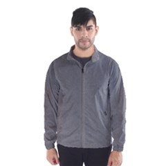 GREY SUEDE Wind Breaker (Men)