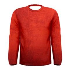 CRUSHED RED VELVET Men s Long Sleeve T-shirts