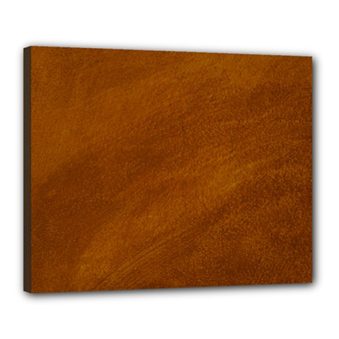 BRUSHED SUEDE TEXTURE Canvas 20  x 16