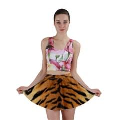TIGER FUR Mini Skirts