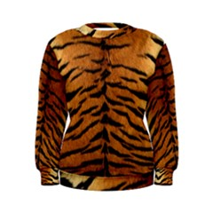 TIGER FUR Women s Sweatshirts
