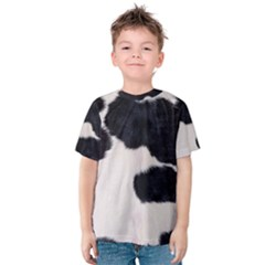 SPOTTED COW HIDE Kid s Cotton Tee