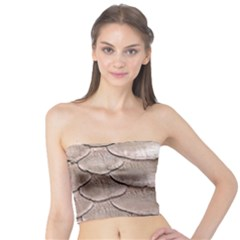 SCALY LEATHER Women s Tube Tops