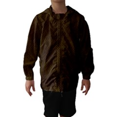 REPTILE SKIN Hooded Wind Breaker (Kids)