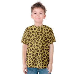 LEOPARD FUR Kid s Cotton Tee