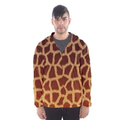 GIRAFFE HIDE Hooded Wind Breaker (Men)