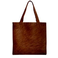 DOG FUR Grocery Tote Bags