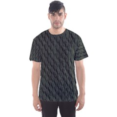 DARK GREEN SCALES Men s Sport Mesh Tees