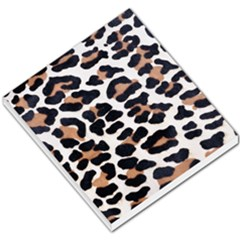 Black And Brown Leopard Small Memo Pads