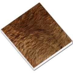 Bear Fur Small Memo Pads