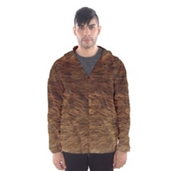 BEAR FUR Hooded Wind Breaker (Men)