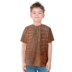 Alligator Skin Kid s Cotton Tee