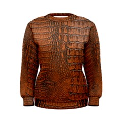 ALLIGATOR SKIN Women s Sweatshirts