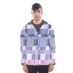 Patches Mesh Lined Wind Breaker (Men)