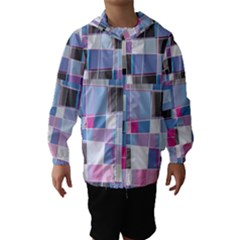 Patches Hooded Wind Breaker (Kids)