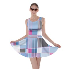 Patches Skater Dress