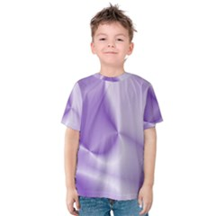 Colors In Motion, Lilac Kid s Cotton Tee