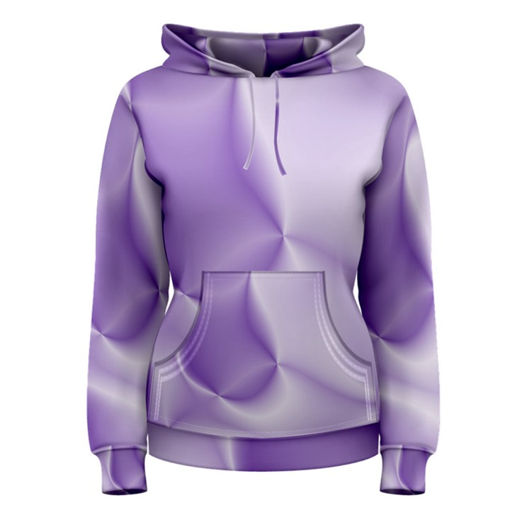 Colors In Motion, Lilac Women s Pullover Hoodies