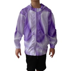 Colors In Motion, Lilac Hooded Wind Breaker (kids)
