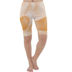 Colors In Motion,peach Cropped Leggings