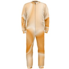 Colors In Motion,peach OnePiece Jumpsuit (Men)