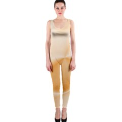 Colors In Motion,peach OnePiece Catsuits